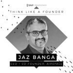 Podcast with Jaz Banga, Co-Founder and CEO of Airspace Systems